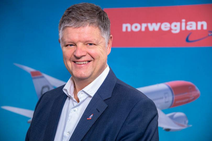 Jacob Schram, Norwegian's chief executive