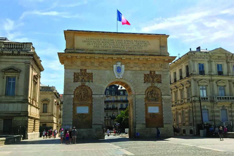 Montpellier is a good alternative to Paris