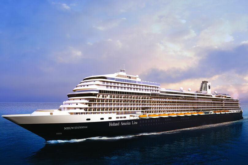 Holland America extends sailing suspension into December