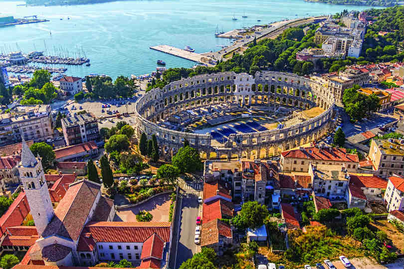Croatia slaps Covid test requirement on jabbed UK visitors