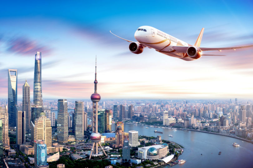 Manchester airport to gain new Shanghai service