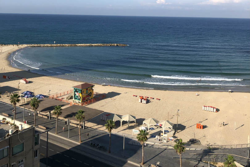 Discovering Tel Aviv: City closer than ever with new Virgin Atlantic route