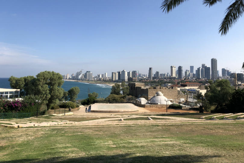 Tel Aviv was founded in 1909. Picture: Abra Dunsby
