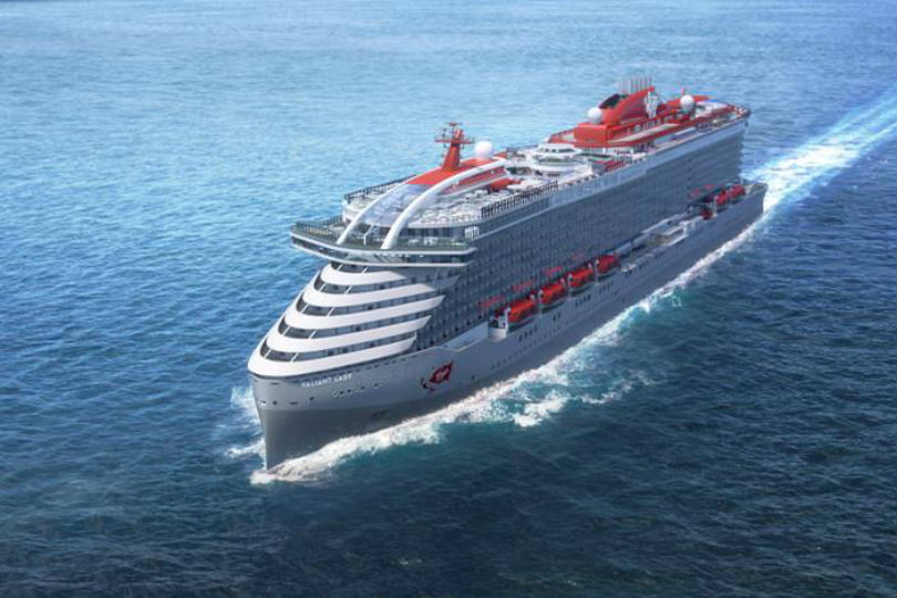 Virgin Voyages unveils fleet's second ship and debut sailings