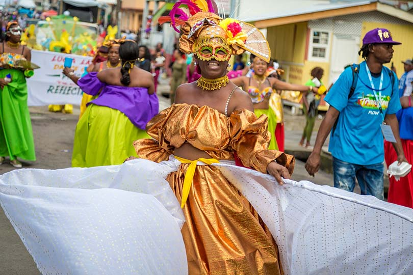 9. There are Caribbean festivals aplenty