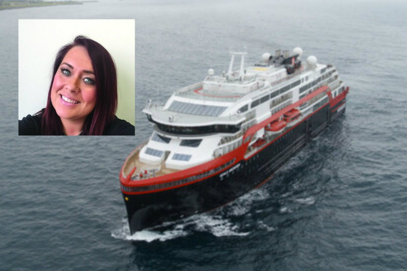 Hurtigruten appoints new trade partnership manager