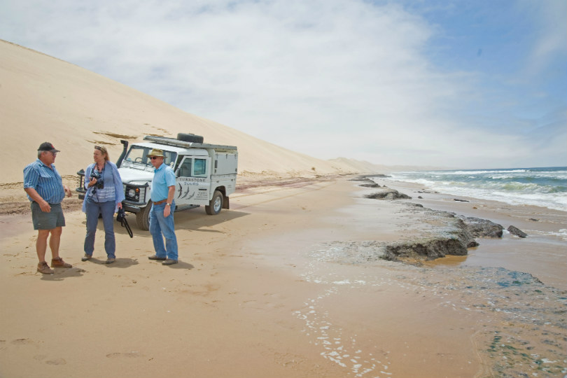 Gary Noakes discovered Namibia'S astonishing landscapes by road. Picture: Gary Noakes
