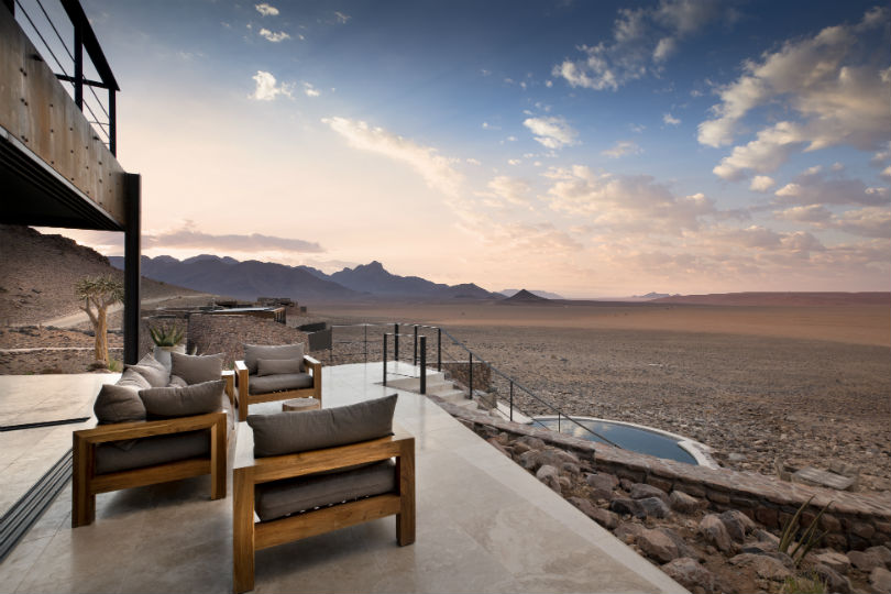 andBeyond's Namibia lodge