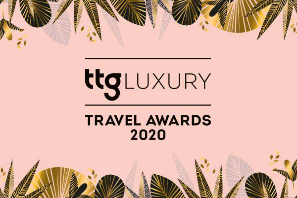 Shortlist for the TTG Luxury Travel Awards 2020