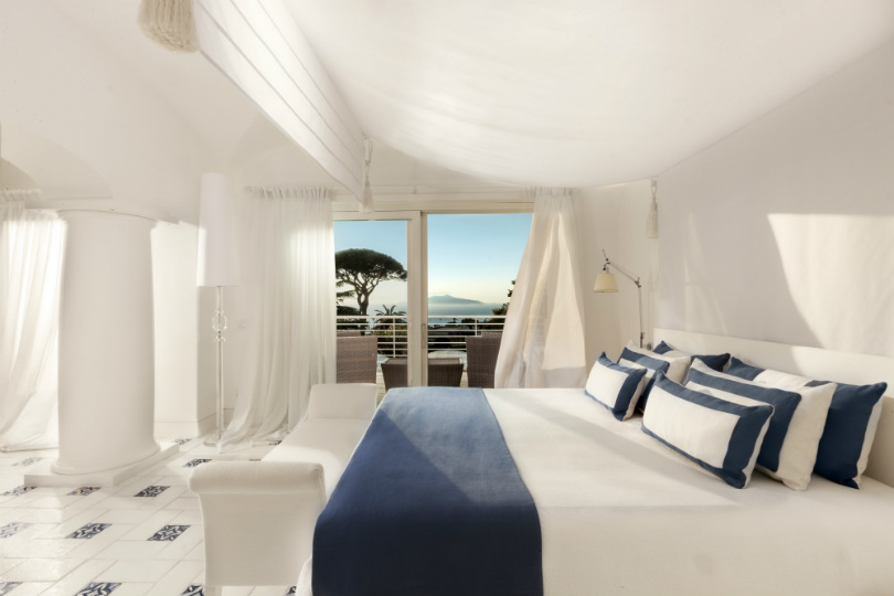 Capri Palace Jumeirah has 68 guest rooms
