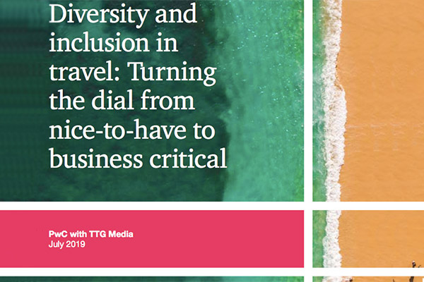 Read PWC's diversity and inclusion in travel report