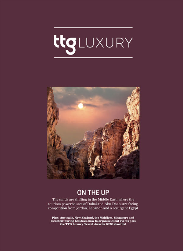 TTG Luxury Winter 2019
