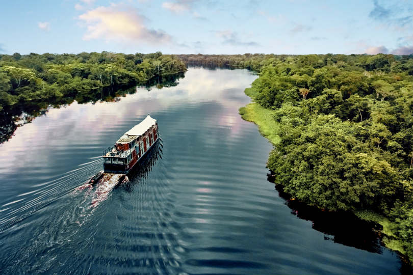 Uniworld to sail first Amazon itineraries