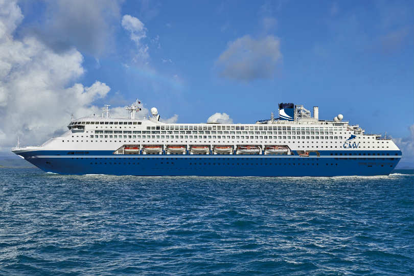 CMV will take delivery of Pacific Dawn in March 2021