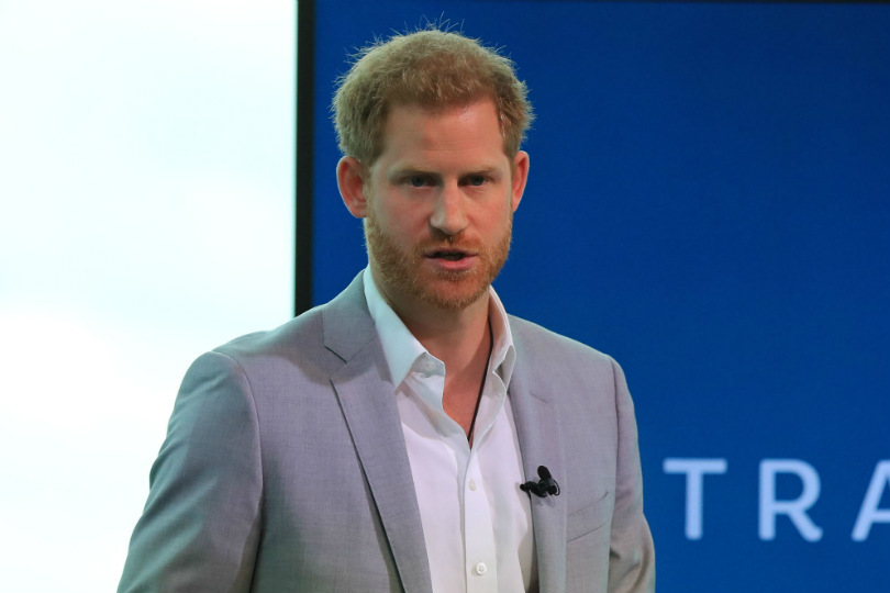 Prince Harry: 'Reshape tourism for the benefit of all'