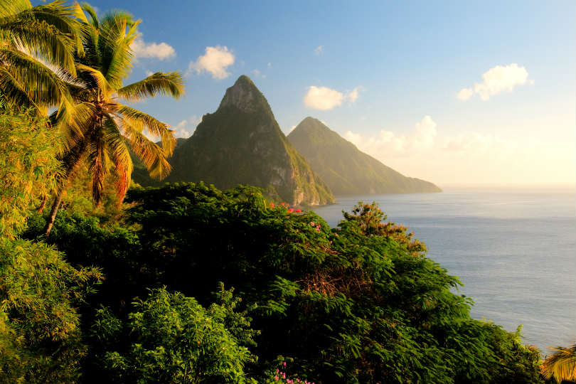 Saint Lucia smashes annual stay-over visitor record