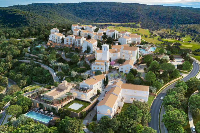 The new Viceroy Hotel and Residences in the Algarve