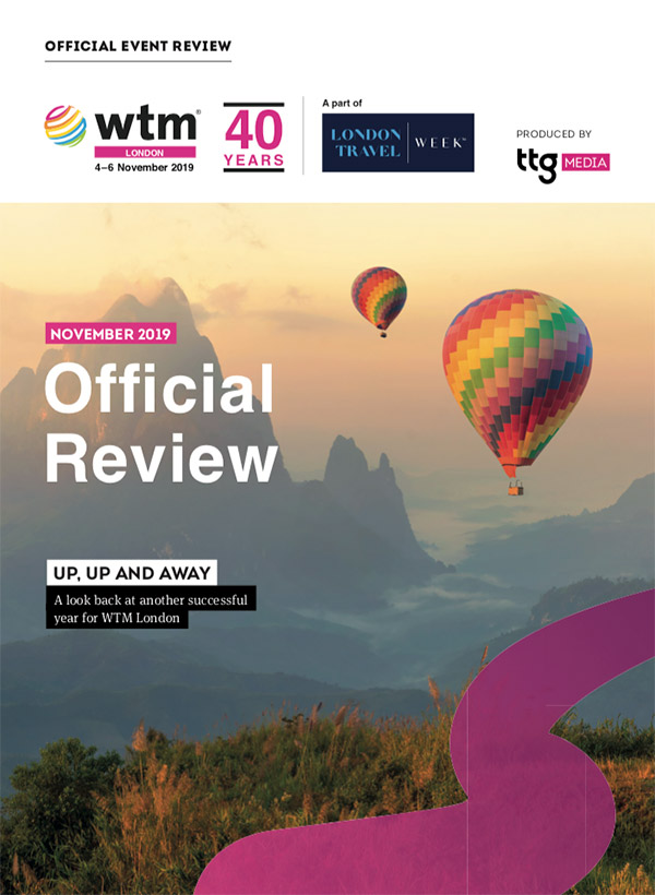 WTM 2019 Official Review