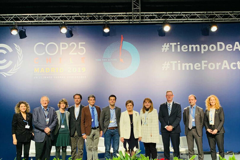 Tourism leaders and UN delegates met in Madrid this week