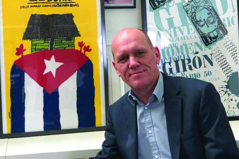 Cuba to solidify agent relationships