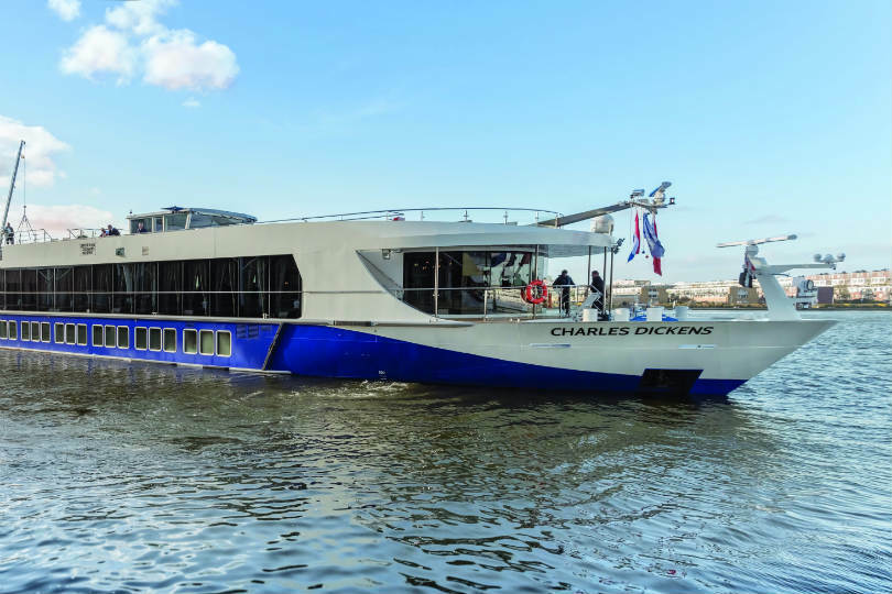 Riviera Travel believes river cruising's smaller ships will attract ocean cruisers