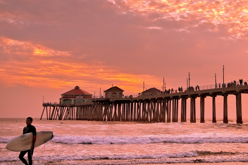 How to spend 24 hours in Huntington Beach