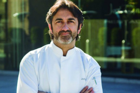 There will be a Jose Carlos Garcia restaurant