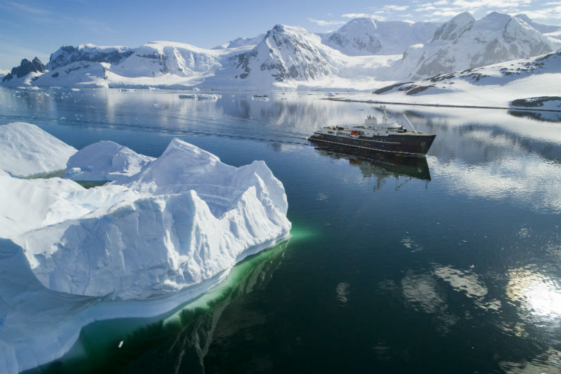 Eyos Expeditions is launching Antarctica and Greenland skiing itineraries