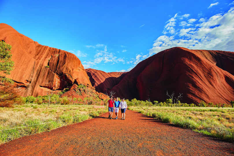 AAT Kings has introduced a Central Australia Short Breaks series