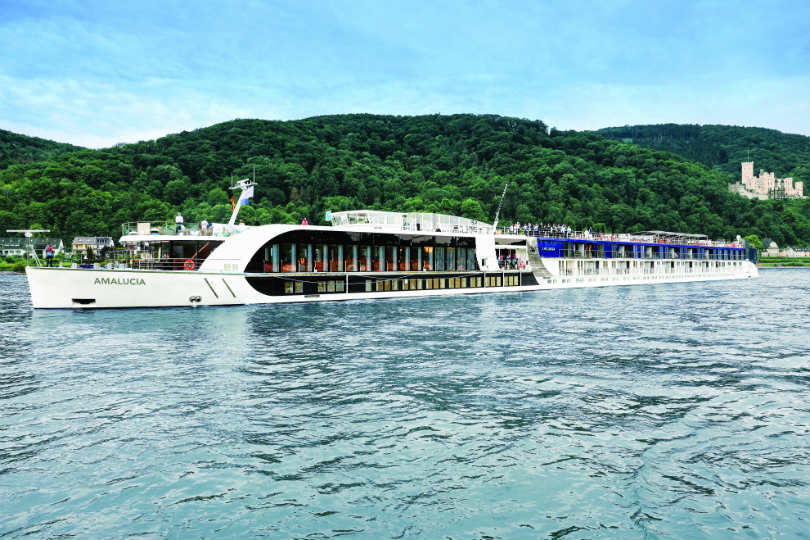 The Rhine and Moselle Splendours cruise departs on 16 November