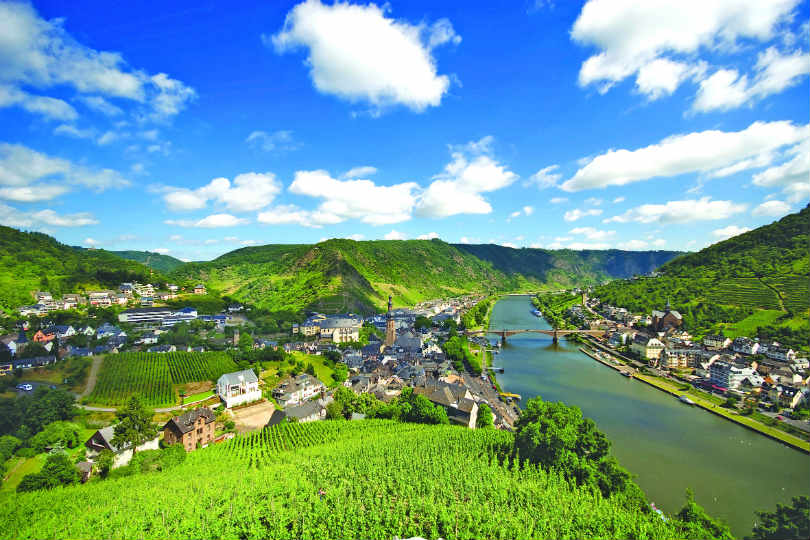 Shearings is offering a Magical Rhine and Moselle tour