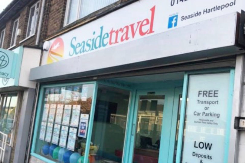 Seaside Travel seizes moment to launch fourth store