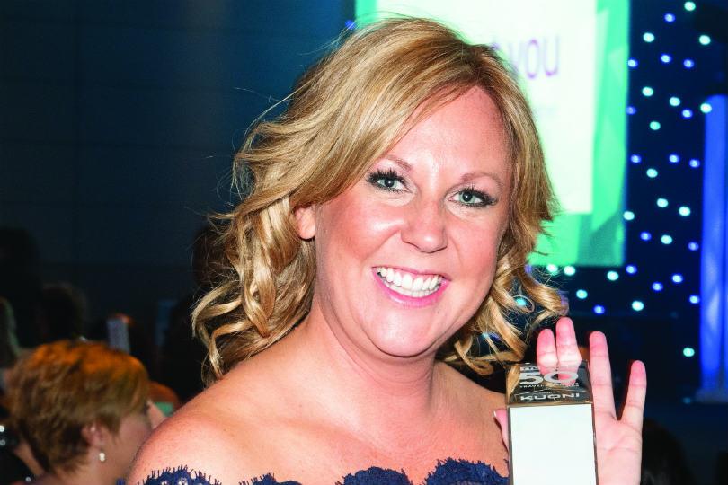 Oyster's Sophie Baker, Community Hero 2019