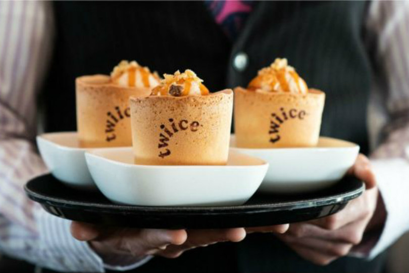 Grabbing a coffee? Air New Zealand trialling edible cups