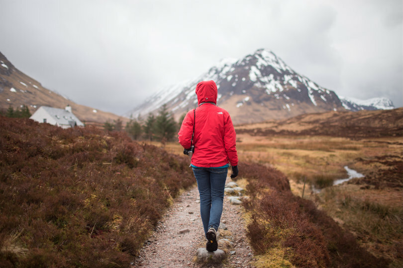 Outdoor tourism is one of the sectors to be supported by Scottish government funds