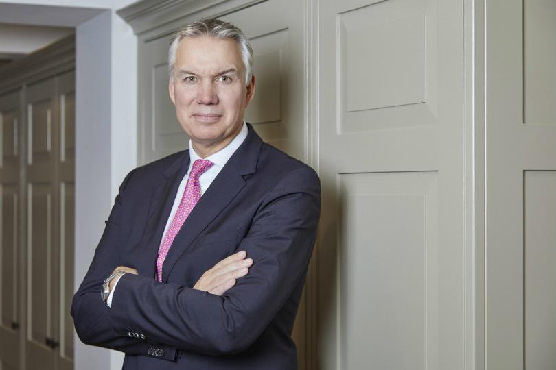 Euan Sutherland is Saga Group's new chief executive