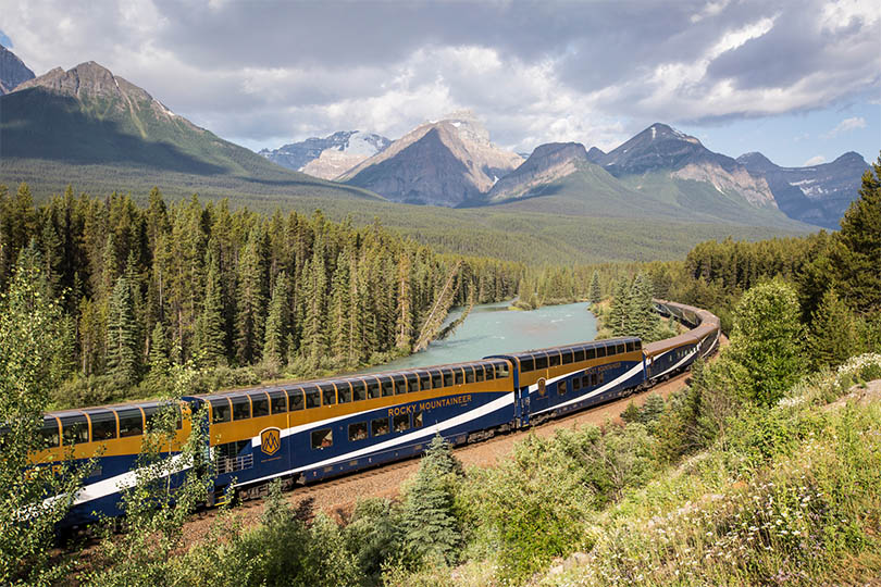 Win a Rocky Mountaineer trip