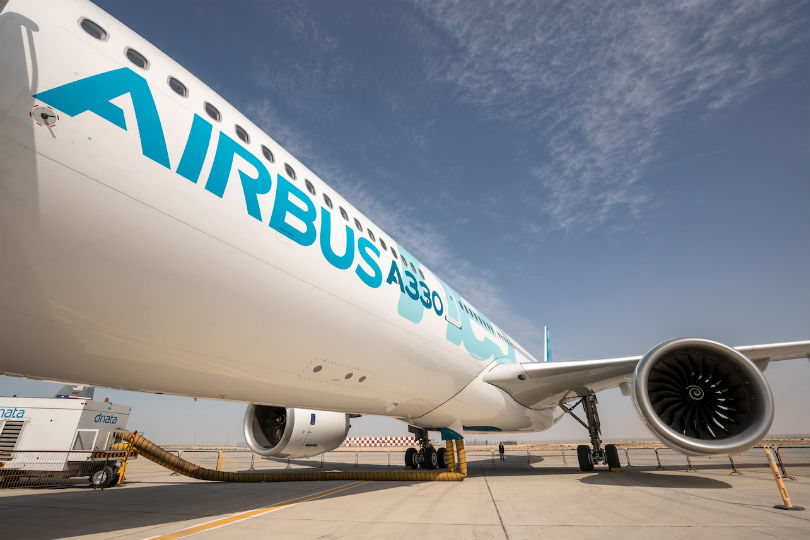 Airbus will reduce production of new aircraft by a third