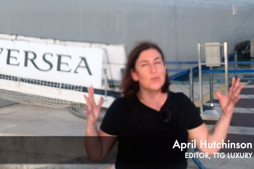 Silver Shadow: April Hutchinson tours Silversea's newly refurbished ship