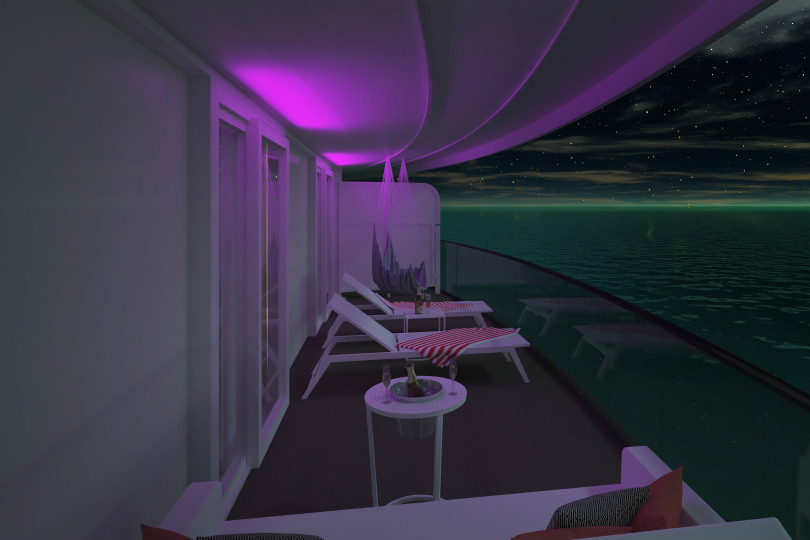 Virgin Voyages makes its debut with the brand's first ship, Scarlet Lady