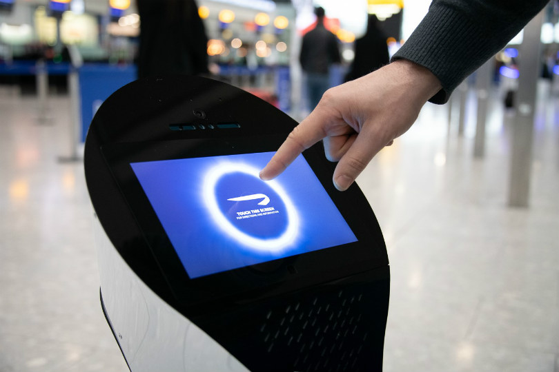 The British Airways AI will be programmed to answer thousands of questions