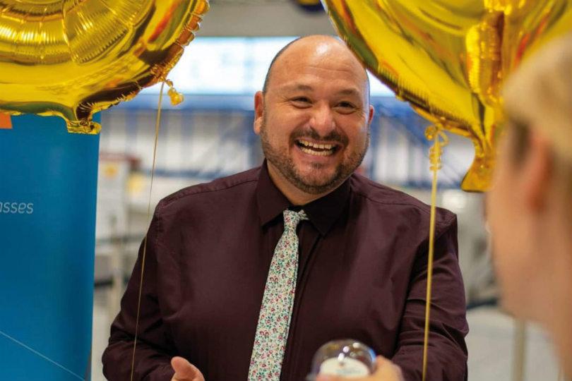 Wayne Szczambura, Balkan Holidays' regional sales manager