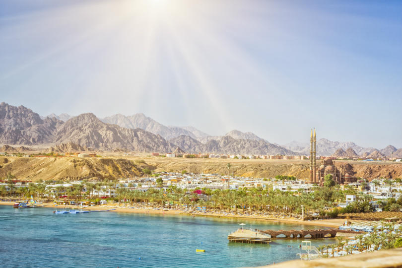 EasyJet's summer Sharm flights go on sale