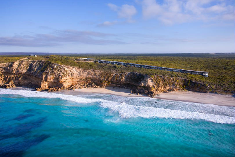 Kangaroo Island resort owners rally behind Australian tourism