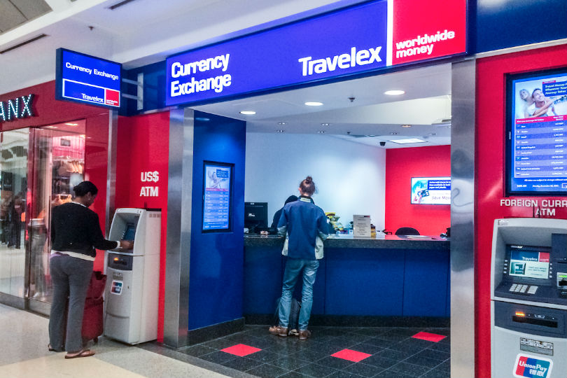Travelex 'held to ransom over customer data'