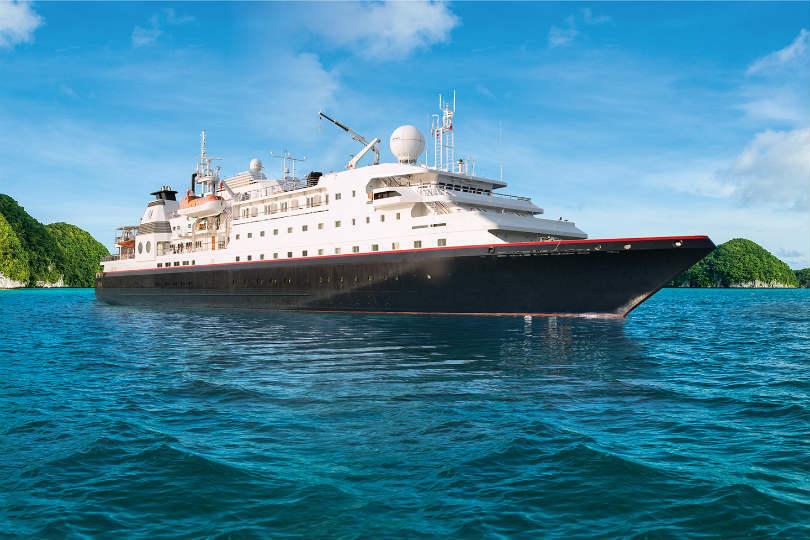 CroisiEurope's eight-day Aegean itinerary from Athens calls at Delos, Mykonos, Kos, Rhodes, Santorini and Paros