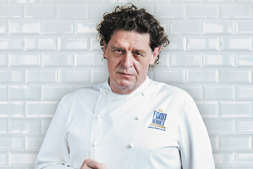 Marco Pierre White will be on selected P&O sailings in 2020