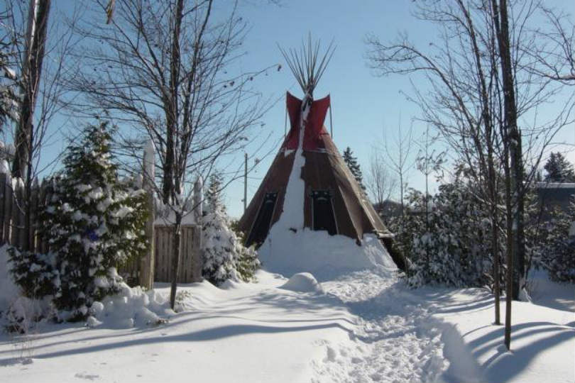 Quintessential Quebec includes two nights in the Wendake First Nations Reserve