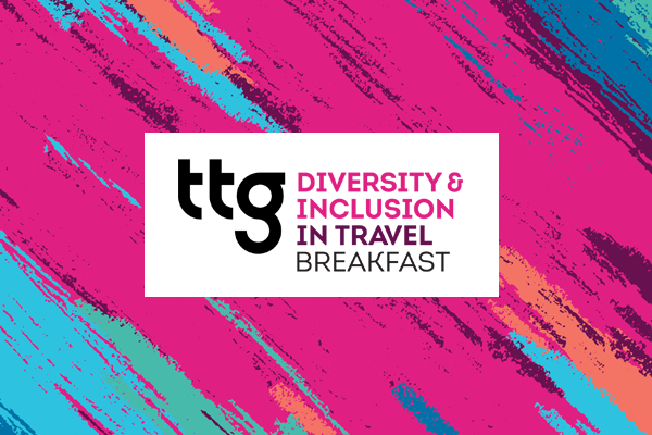 TTG Diversity & Inclusion in Travel Breakfast Series 2020