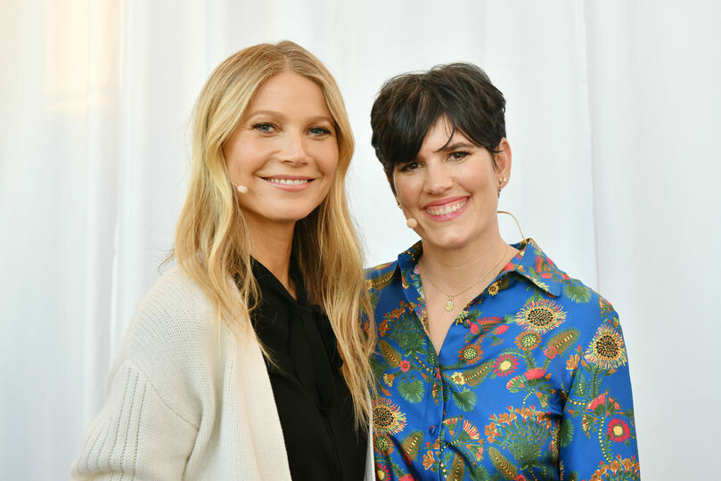 Gwyneth Paltrow teams up with Celebrity Cruises